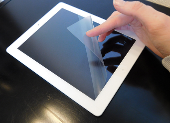 SmartFolie Tablet Screenprotector